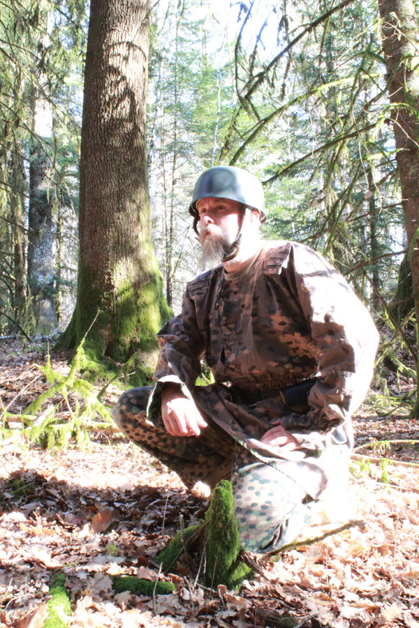 "Promo Picture for Varg Vikernes' album ""Umskiptar"" (2012), released under the artist name Burzum. Photo: M.C / Burzum."