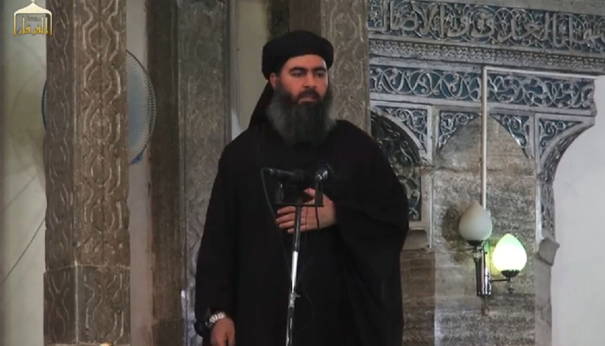 THE ENIGMATIC CALIPH: How long will Abu Bakr al-Baghdadi be able to survive on the run? What powerbase will he be able to establish in the Middle East? The ISIL commander came out of hiding Friday 4 July, leading the prayer in a mosque in Mosul in Iraq. A recording of the appearance was published by ISIL the day after.