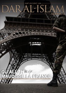 French language propaganda from IS.
