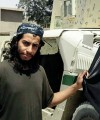 Abdelhamid Abaaoud in an undated photograph released by ISIS.